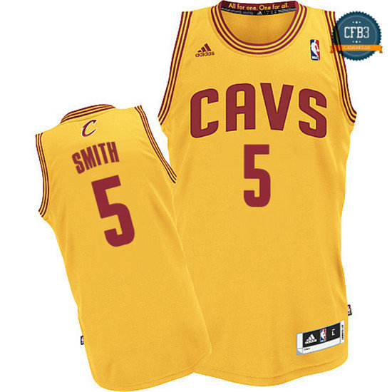 cfb3 camisetas J.R Smith, Cleveland Cavaliers - Alternate