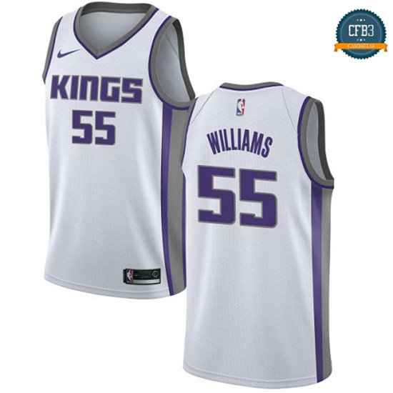 cfb3 camisetas Jason Williams, Sacramento Kings - Association