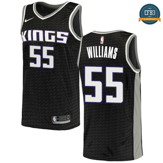 cfb3 camisetas Jason Williams, Sacramento Kings - Statement