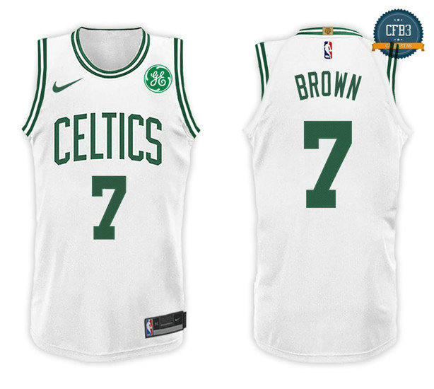 cfb3 camisetas Jaylen Brown, Boston Celtics - Association