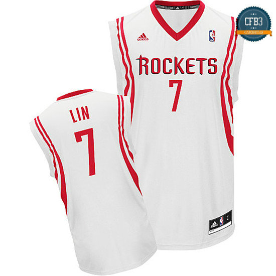 cfb3 camisetas Jeremy Lin, Houston Rockets