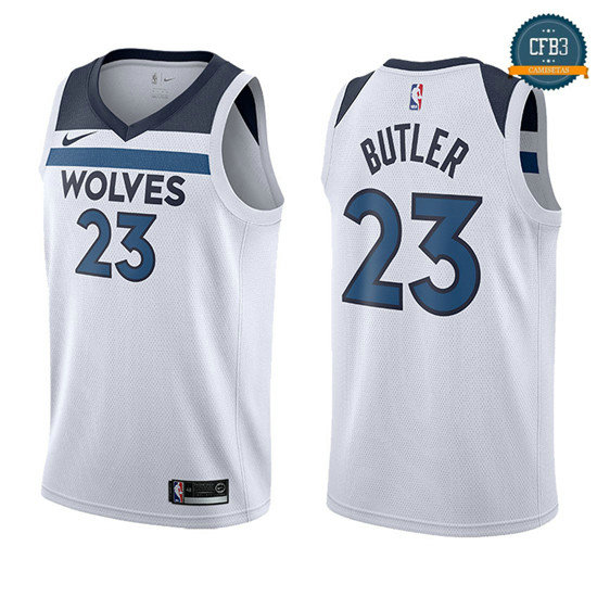 cfb3 camisetas Jimmy Butler, Minnesota Timberwolves - Association