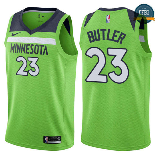 cfb3 camisetas Jimmy Butler, Minnesota Timberwolves - Statement