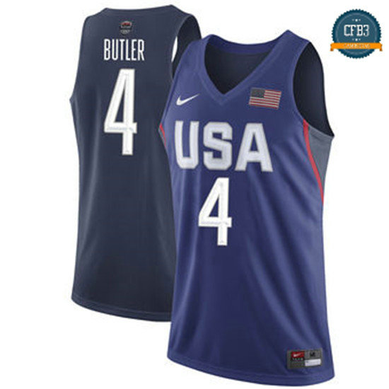 cfb3 camisetas Jimmy Butler, USA Rio 2016