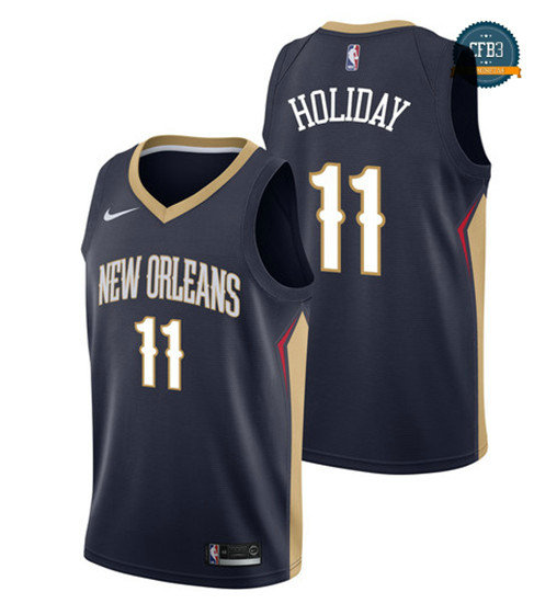 cfb3 camisetas Jrue Holiday, New Orleans Pelicans - Icon