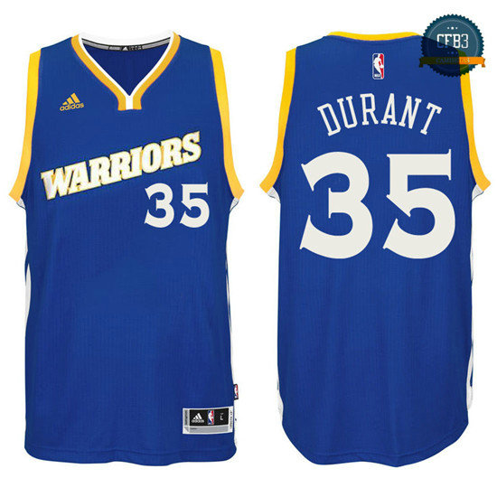 cfb3 camisetas Kevin Durant, Golden State Warriors