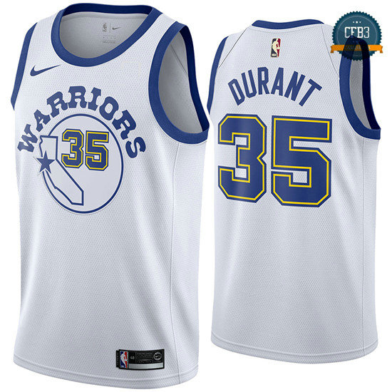 cfb3 camisetas Kevin Durant, Golden State Warriors - Classic