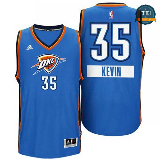 cfb3 camisetas Kevin Durant, OKC - Christmas Day