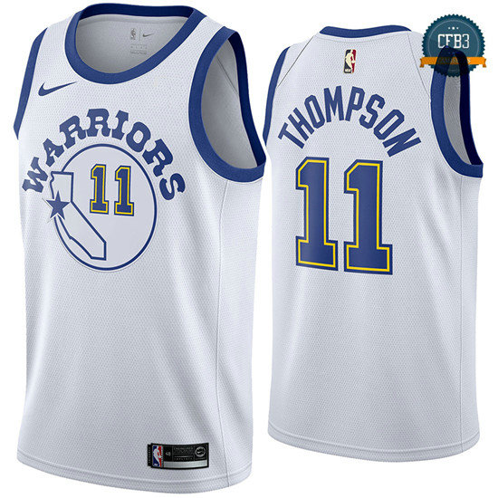 cfb3 camisetas Klay Thompson, Golden State Warriors - Classic