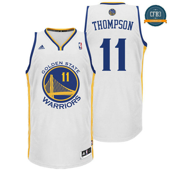 cfb3 camisetas Klay Thompson, Golden State Warriors - Primera
