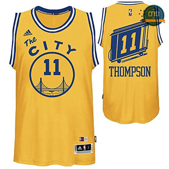 cfb3 camisetas Klay Thompson, Golden State Warriors - The City