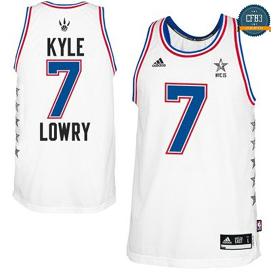 cfb3 camisetas Kyle Lowry, All-Star 2015
