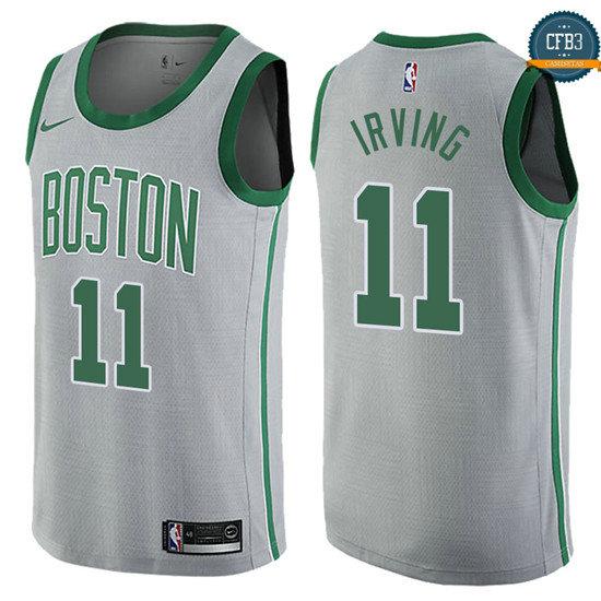 cfb3 camisetas Kyrie Irving, Boston Celtics - City Edition