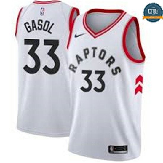 cfb3 camisetas Marc Gasol, Toronto Raptors - Association