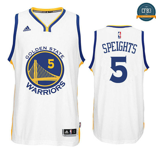 cfb3 camisetas Marreese Speights, Golden State Warriors [Primera]