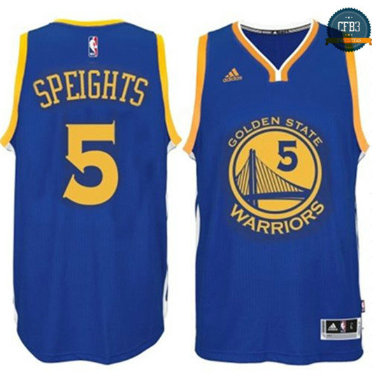 cfb3 camisetas Marreese Speights, Golden State Warriors - [Road]