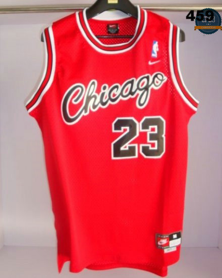 cfb3 camisetas Michael Jordan, Chicago Bulls RETRO 1984-1985