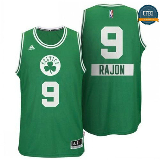 cfb3 camisetas Rajon Rondo, Boston Celtics - Christmas Day