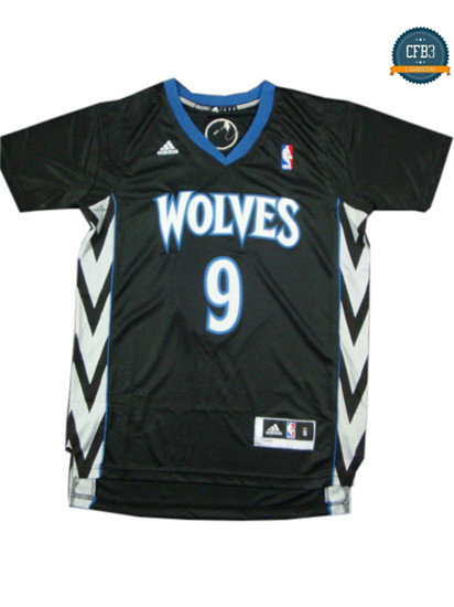 cfb3 camisetas Ricky Rubio, Minnesota Timberwolves - Lights Out