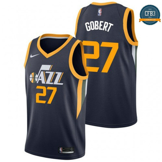 cfb3 camisetas Rudy Gobert, Utah Jazz - Icon