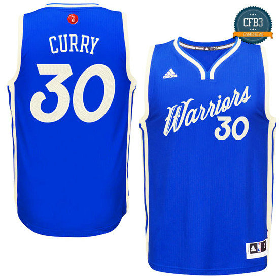cfb3 camisetas Stephen Curry, Golden State Warriors - Christmas Day