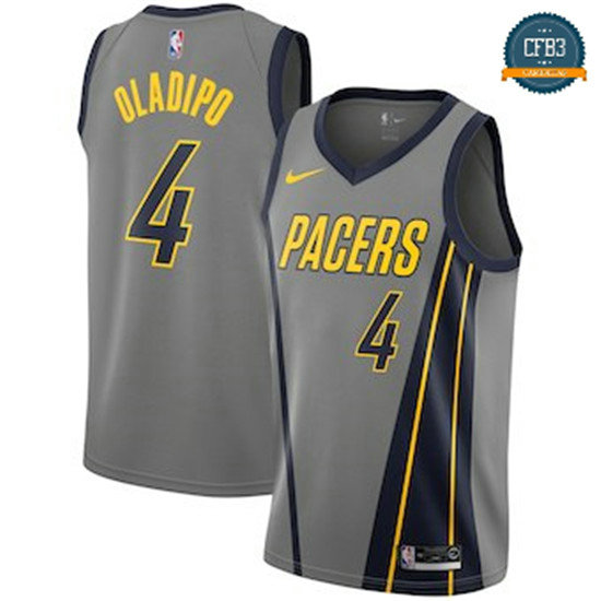 cfb3 camisetas Victor Oladipo, Indiana Pacers 2018/19 - City Edition