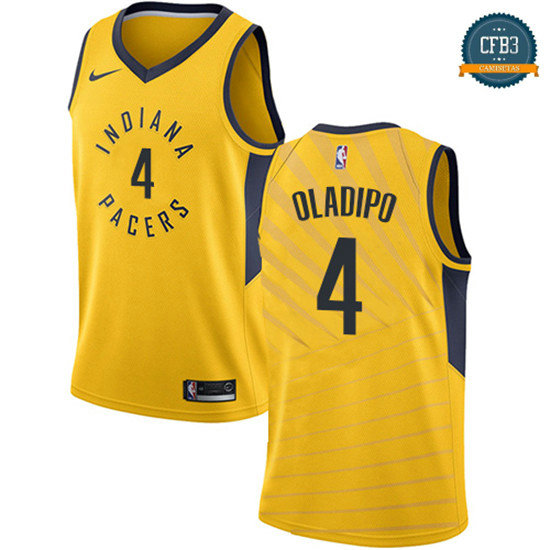 cfb3 camisetas Victor Oladipo, Indiana Pacers - Statement