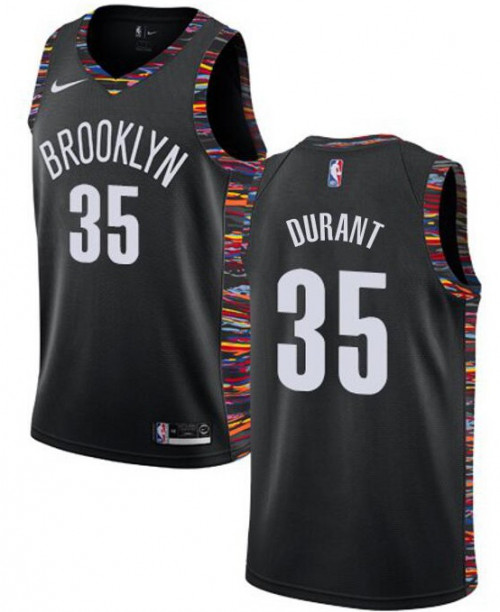 Kevin Durant, Brooklyn Nets 2018/19 - City Edition