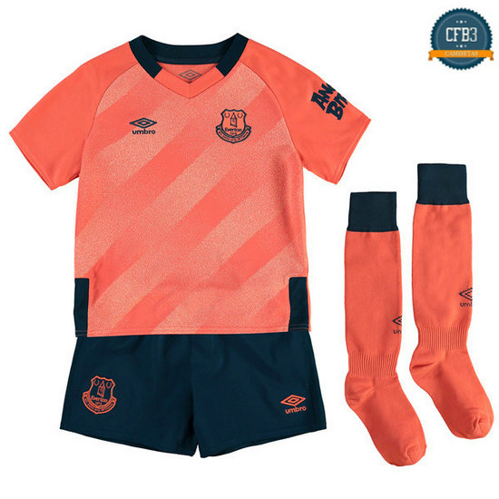 Camiseta EVerdeon Niños 2ª 2019/2020
