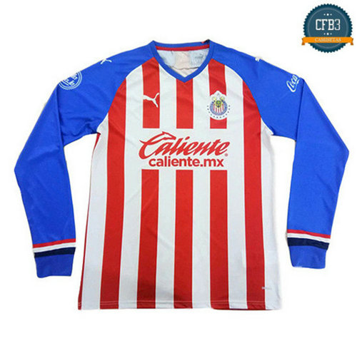 Cfb3 Camisetas Chivas regal Manga Larga 2019/2020