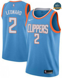 Cfb3 Camisetas Kawhi Leonard, Los Angeles Clippers - City Edition