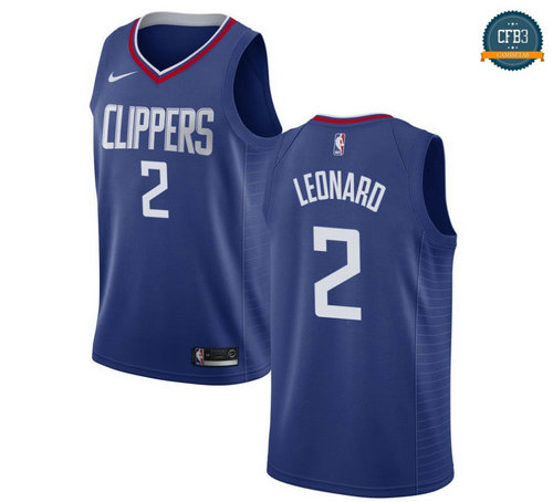 Cfb3 Camisetas Kawhi Leonard, Los Angeles Clippers - Icon