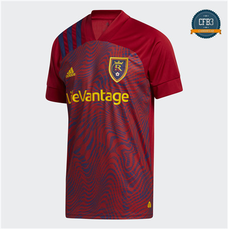 Cfb3 Camiseta Real Salt Lake 1ª Equipación 2020/2021