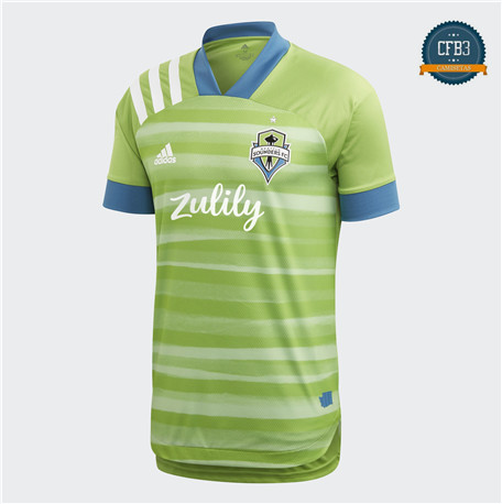 Cfb3 Camiseta Seattle Sounders 1ª Equipación 2020/2021