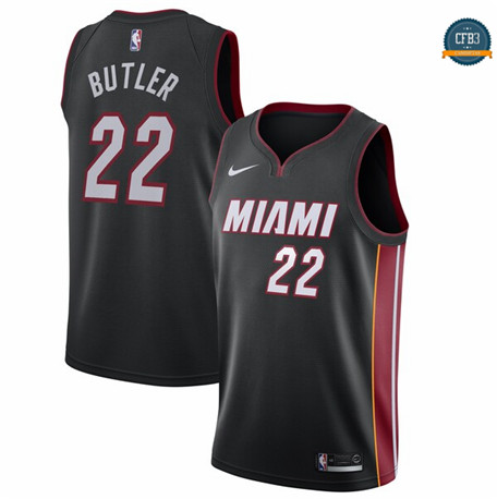 Cfb3 Camisetas Jimmy Butler, Miami Heat 2019/20 - Icon
