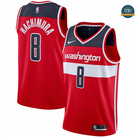 Cfb3 Camisetas Rui Hachimura, Washington Wizards 2019/20 - Icon
