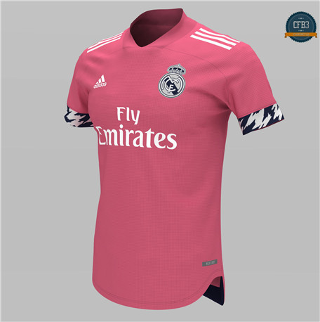 Cfb3 Camisetas Real Madrid 2ª Concepto 2020/2021