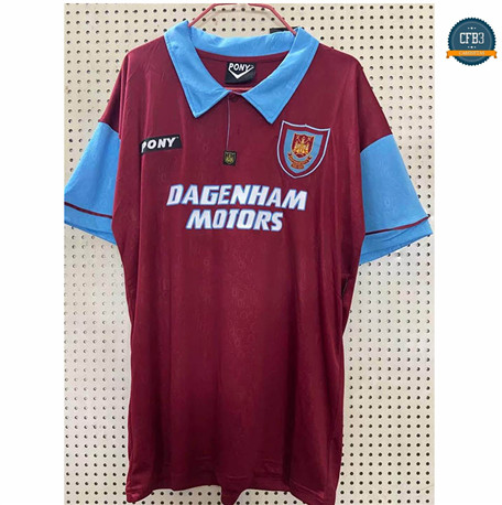 Cfb3 Camisetas West Ham United 100 aniversario 2020/2021