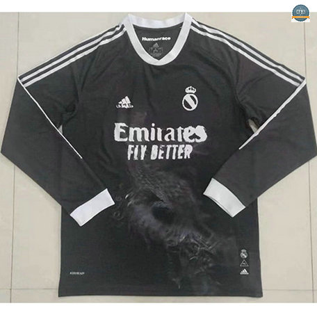 Cfb3 Camisetas Real Madrid édition conjointe Manga Larga 2020/2021