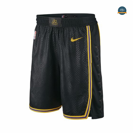 Cfb25 Camiseta Pantalones Los Angeles Lakers 'Black Mamba'
