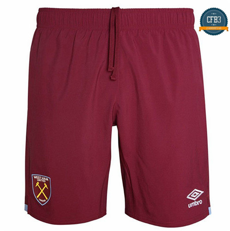 Cfb3 Camiseta Pantalones West Ham United 1ª 2019/20
