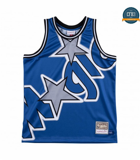 Cfb3 Camisetas Orlando Magic - Mitchell & Ness 'Cara grande'
