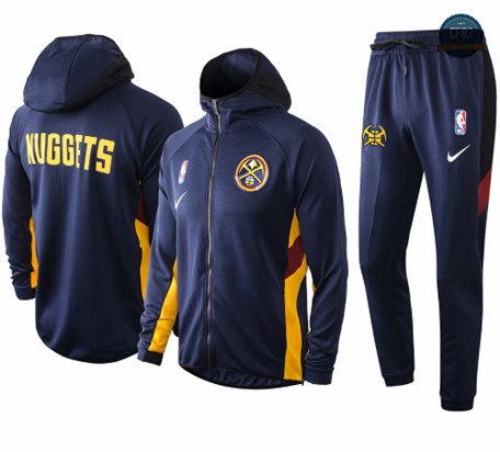 Cfb3 Camiseta Chándal Denver Nuggets - Navy