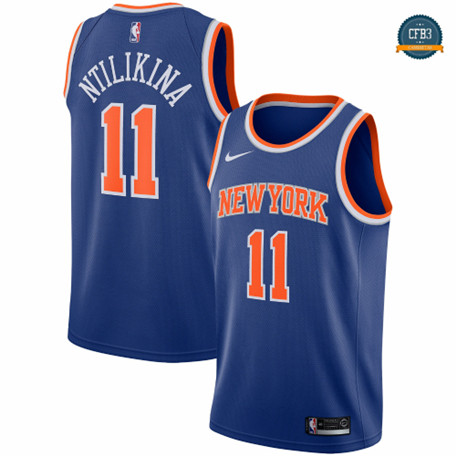 Cfb3 Camiseta Frank Ntilikina, New York Knicks - Icon
