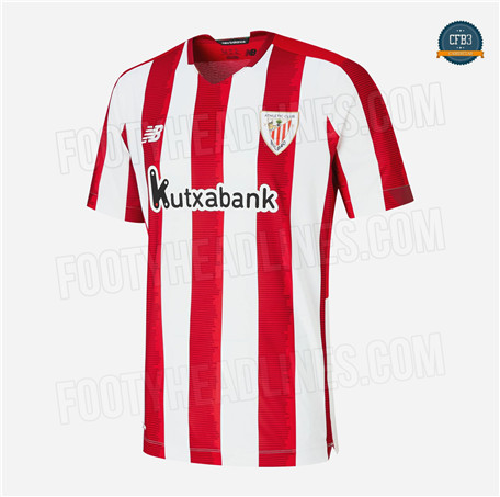 Cfb3 Camiseta Athletic Bilbao Equipación 1ª 2020/2021