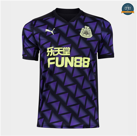 Cfb3 Camisetas Newcastle United 3ª Equipación 2020/2021