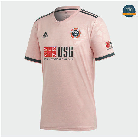 Cfb3 Camiseta Sheffield United 2ª Equipación 2020/2021