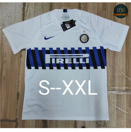 Camiseta Inter Milan Blanco 2019/2020