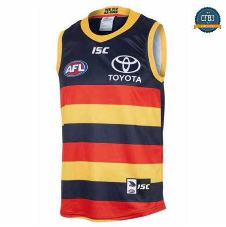 Cfb3 Camiseta Rugby AFL Adelaide Crows 2019/2020