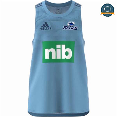 Cfb3 Camiseta Chaleco Rugby Blues 2020/2021